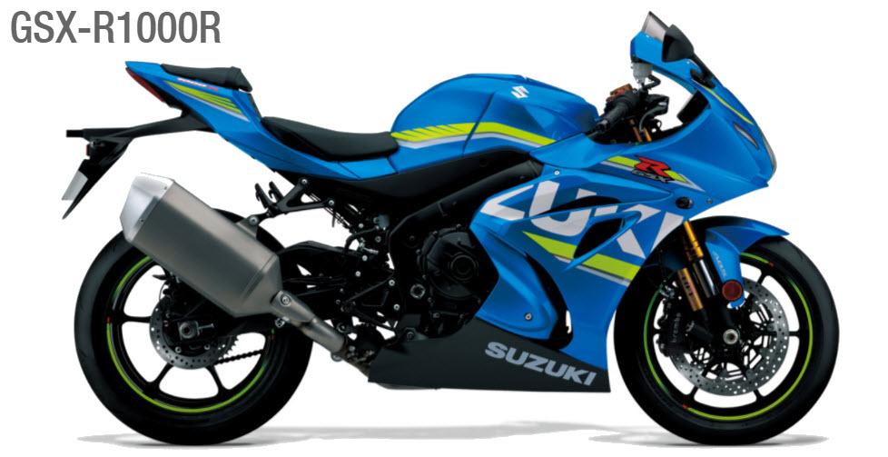 Suzuki GSX R1000R Super Sport
