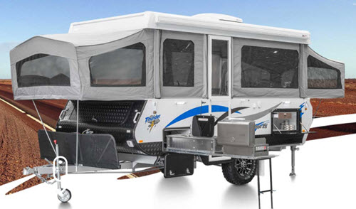 Goldstream Camper