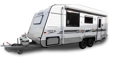 Billabong Full Caravan Financing