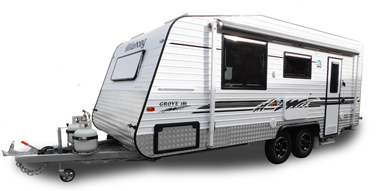 Billabong Full Caravan Financing