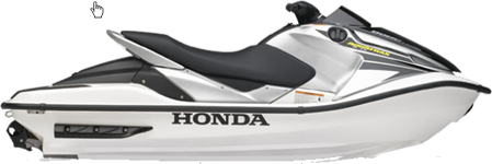 Honda Aquatrax R-12  Loan