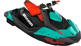 Sea Doo Spark Trixx Jet Ski Loan