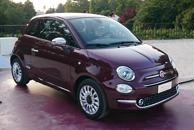 Fiat 500 Low Interest Car Finance Australia