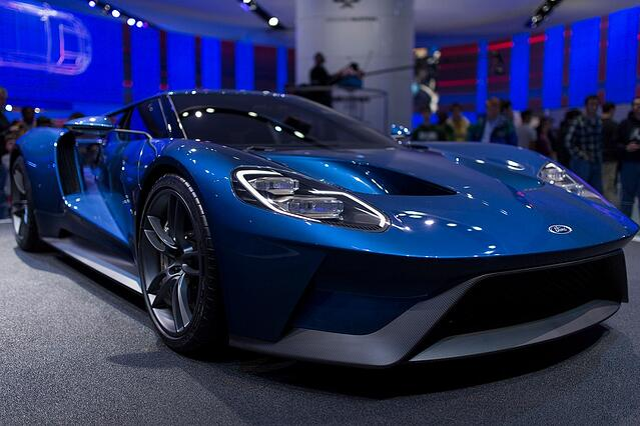 Ford GT Low Interest Car Finance Australia