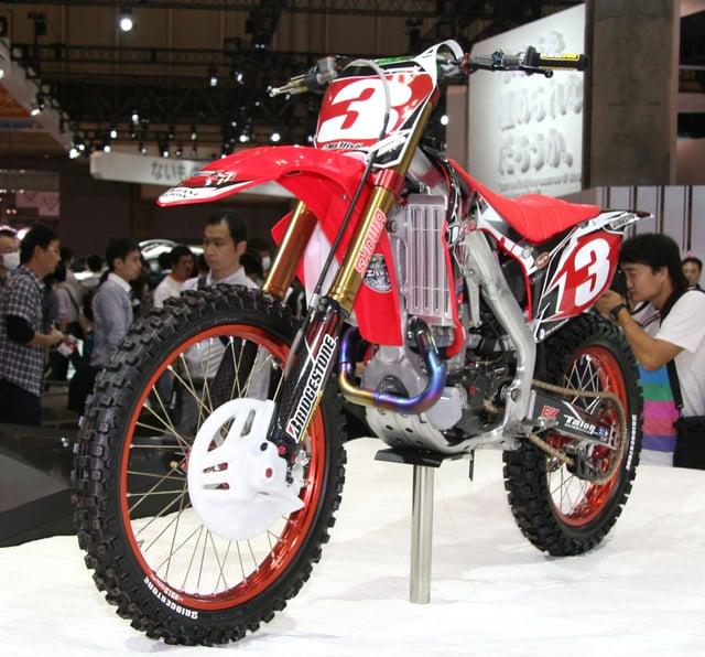 Honda CRF450R Bike Loan Australia