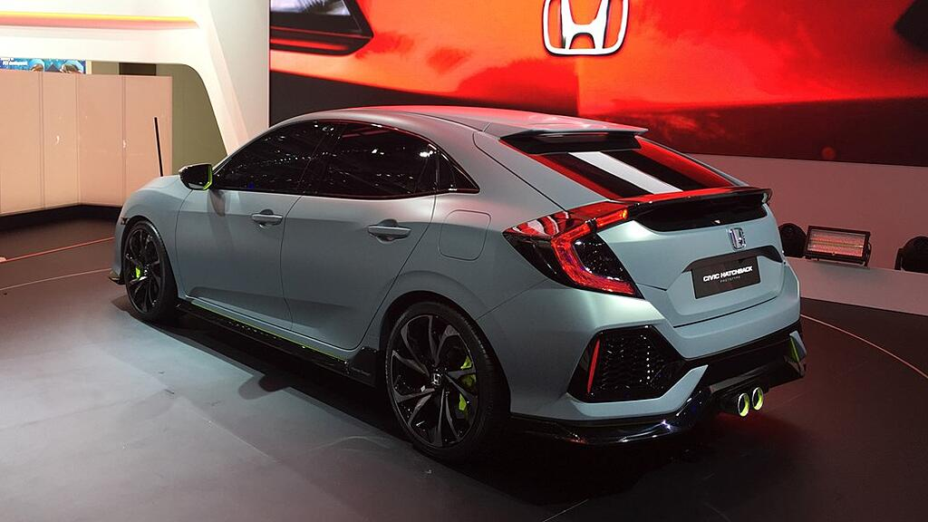 Honda Civic Car Loan