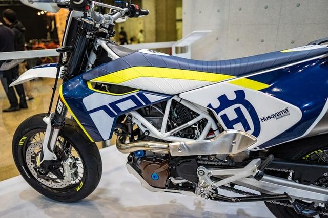 Husqvarna Dirt Bike Loan Australia