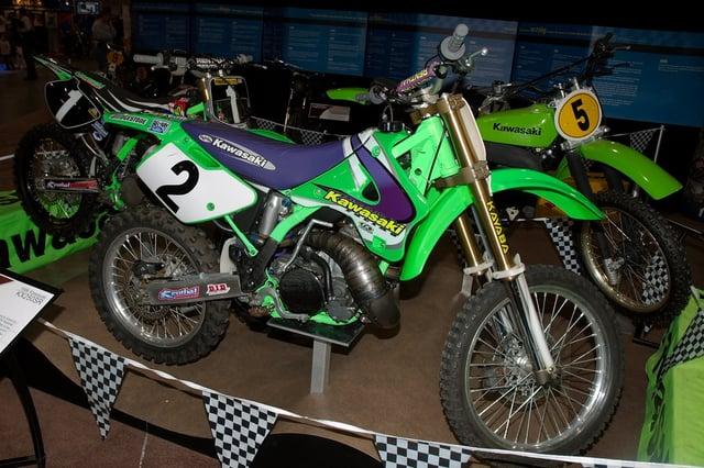 Kawasaki Dirt Bike Loan Australia
