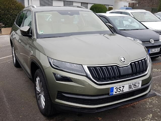 Skoda Kodiaq Low Interest Car Loan Australia
