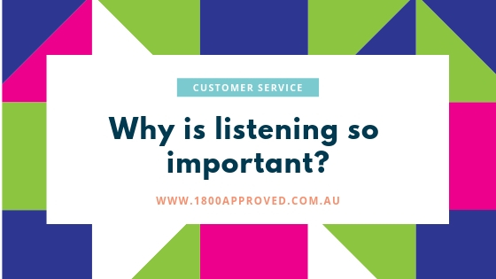 Why is listening so important_