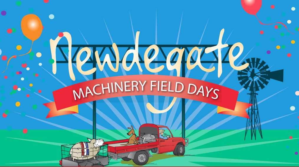 46th Annual Newdegate Machinery Field Days [Sept 5-6 2018]