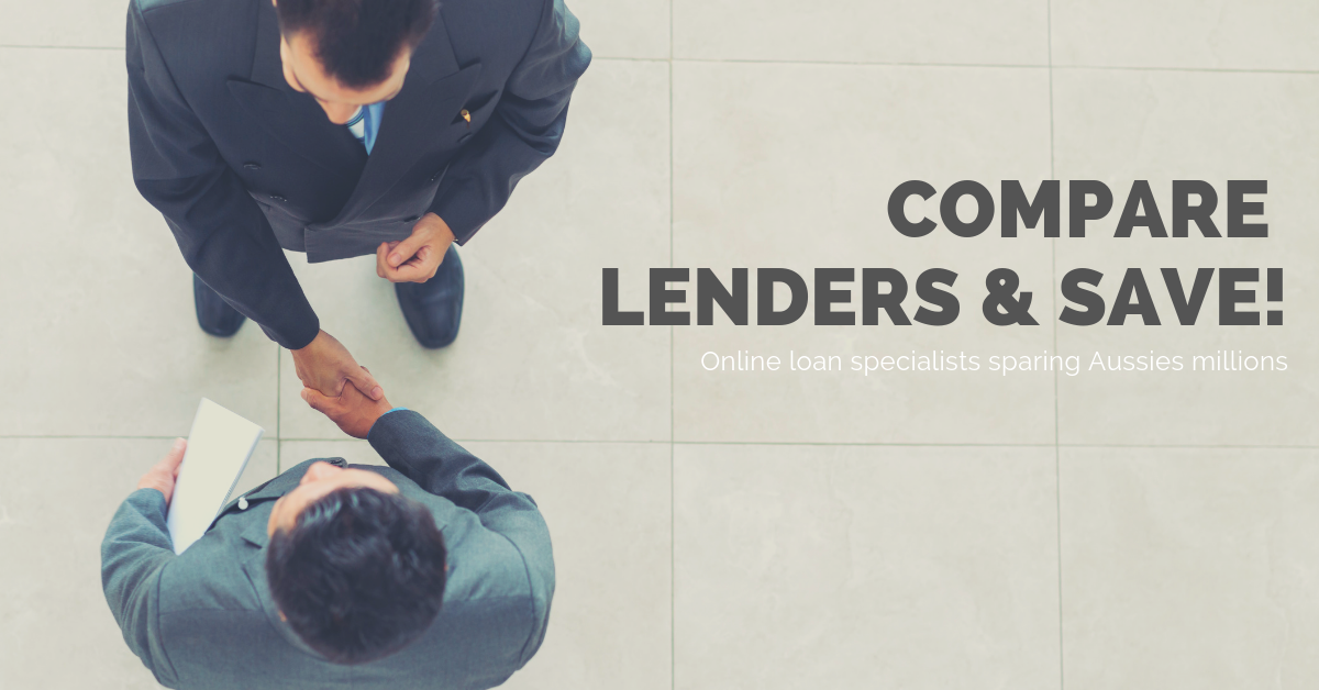 Compare Lenders and Save!