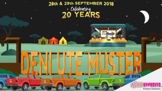 Deni Ute Muster [Sept 28-29, 2018]