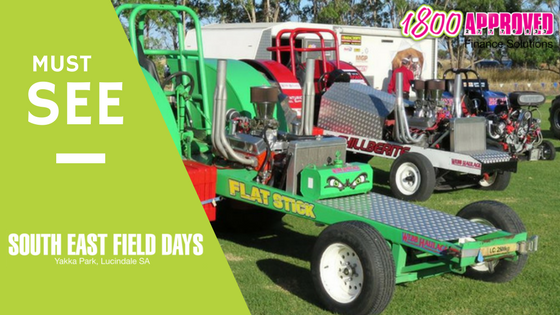 2018South East Field Days[March 16-17]