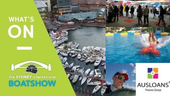 2018 Sydney International Boat Show [August 2-6]