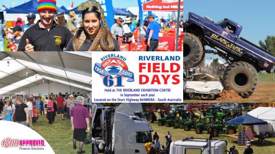 Riverland Field Days [Sept 21-22, 2018]